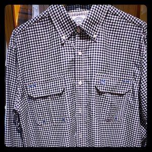 Guy Harvey Classic Collection LS Fishing Shirt